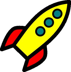 Clip art at clker. Clipart rocket gambar