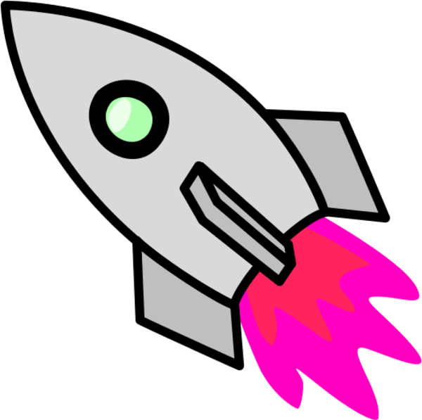 Clipart rocket green rocket. Free images clipartbold clipartcow