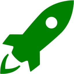 Clipart rocket green rocket. Icon free icons
