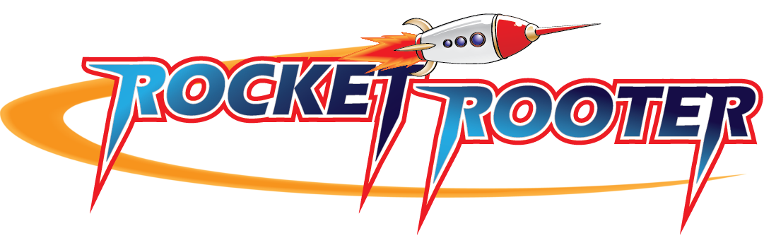 Home rocket rooter. Plumber clipart sewage