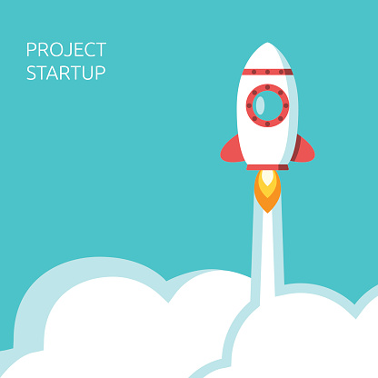 Clipart rocket launched. Free launch cliparts download