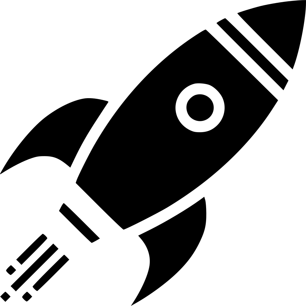 Campaign Launch Startup Boostup Rocket Launching Mission Svg Png