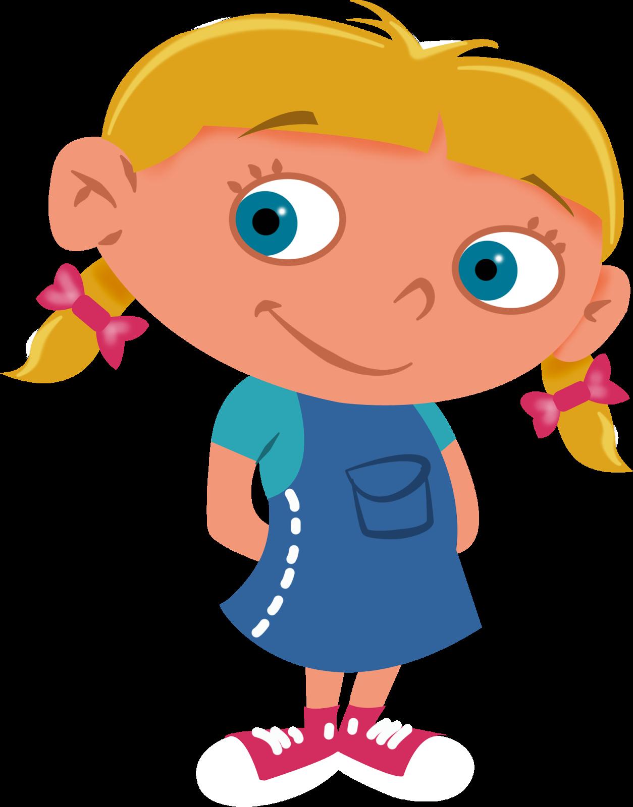 Cartoon Characters: Little Einsteins (PNG)