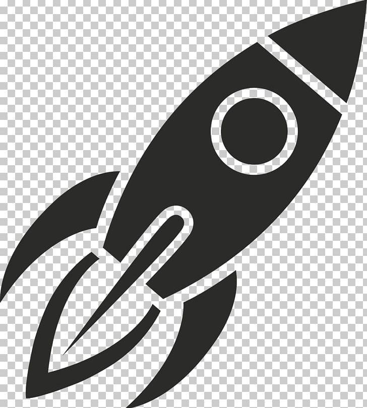 Clipart rocket logo. Launch spacecraft png black