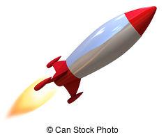 Clipart rocket missle.  missile clip art