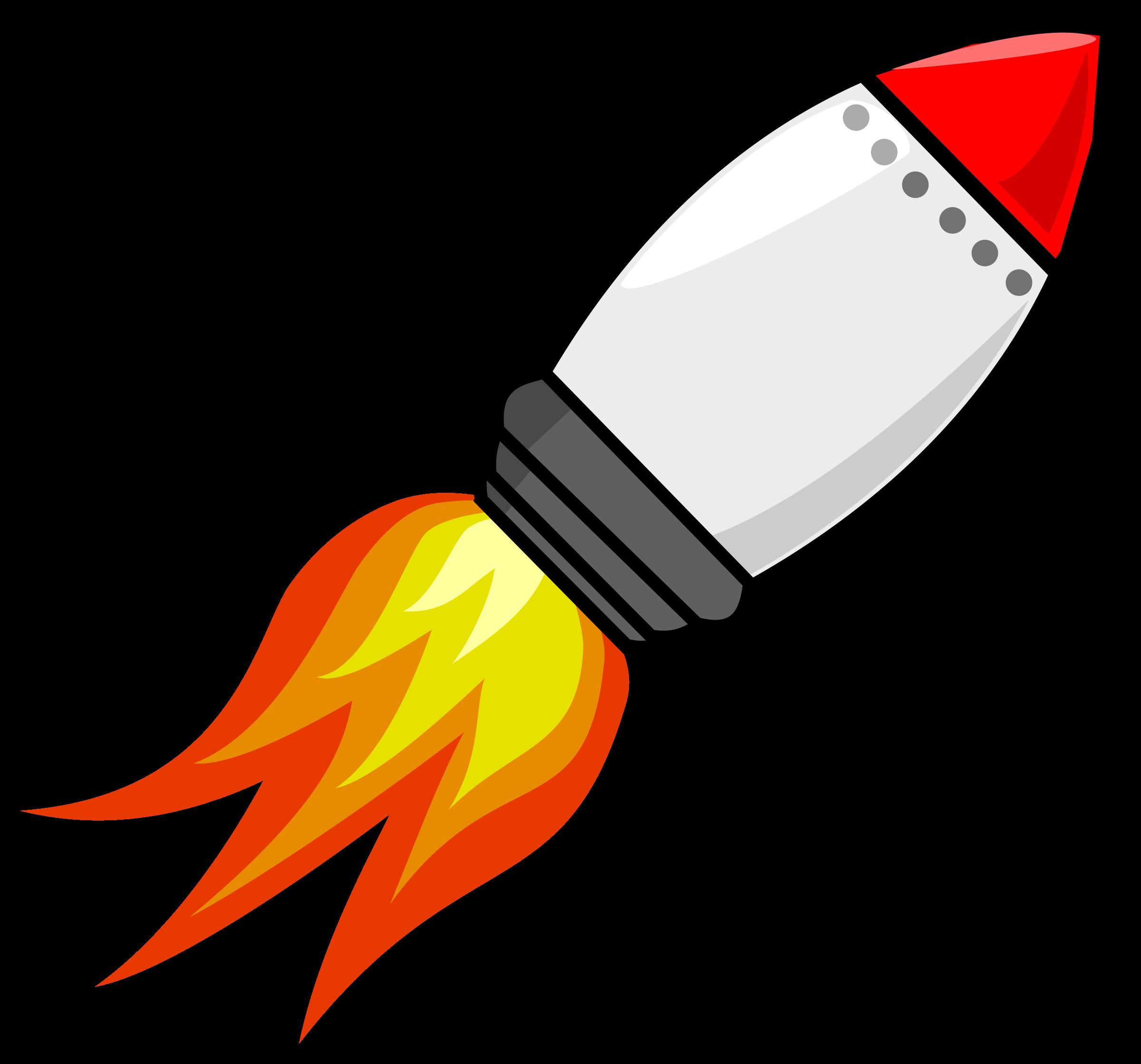 Missile big image png. Clipart rocket missle