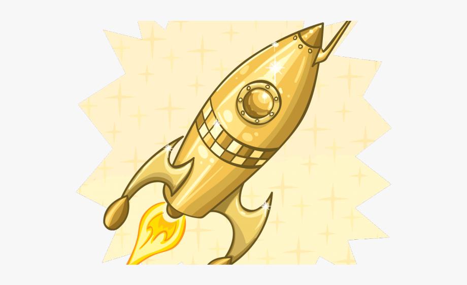 Clipart rocket old school. Illustration free