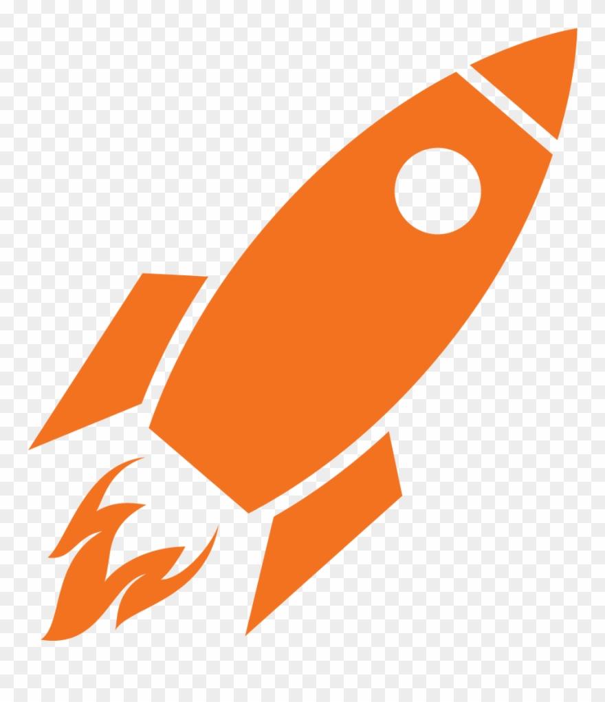Clipart rocket orange rocket. Launch as an entrepreneur