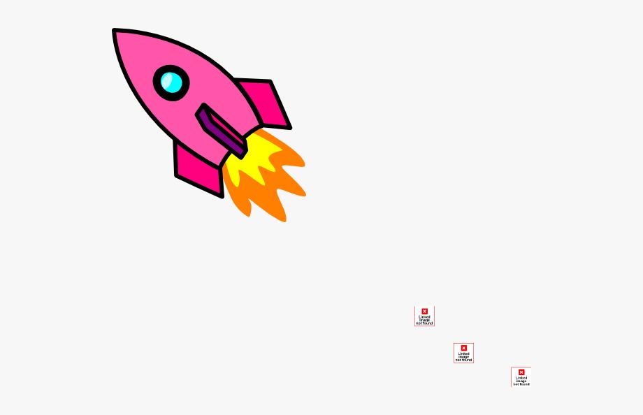 Clipart rocket pink rocket. Clip art png free