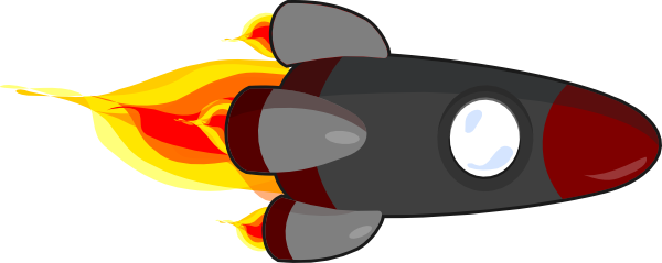 Download free png dlpng. Clipart rocket realistic
