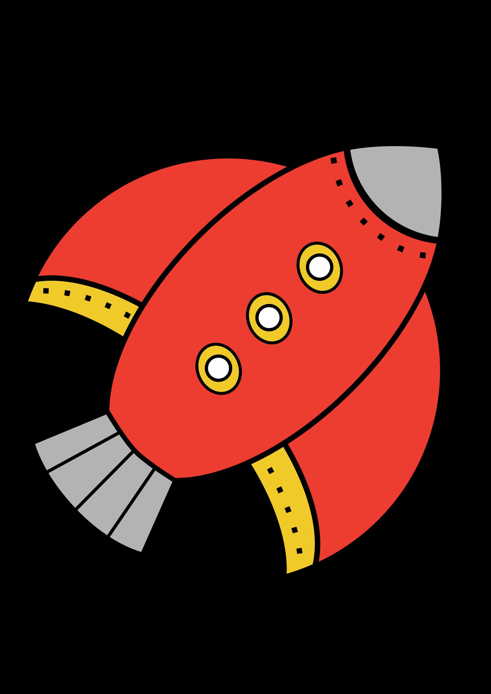 Big image png. Rocketship clipart red rocket