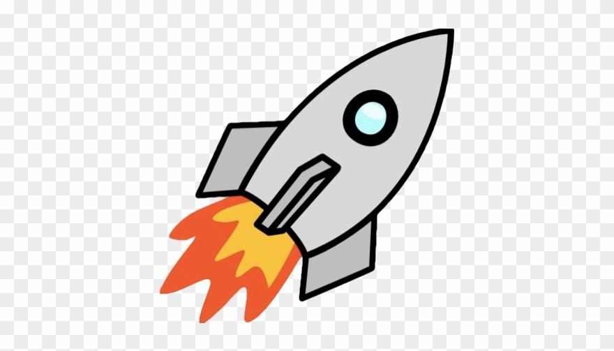 T take off . Clipart rocket rocket booster