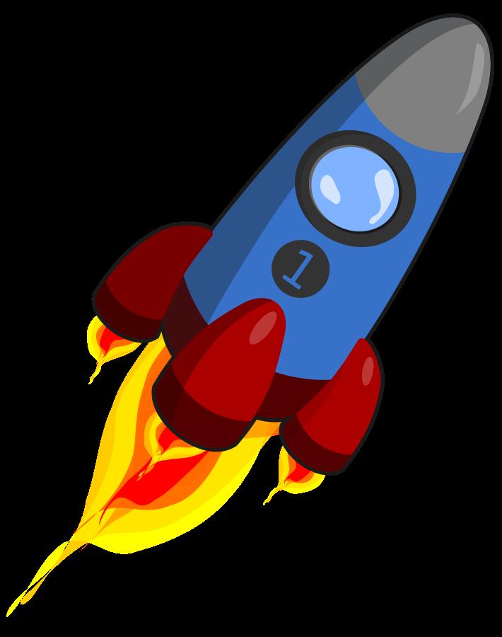Clipart rocket rocket booster. Clip art images gallery