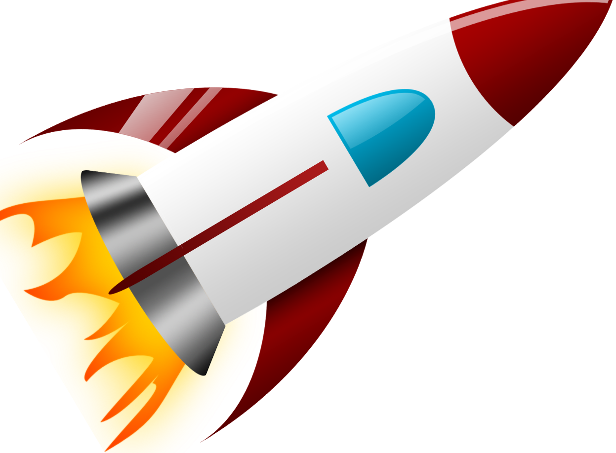 Clipart rocket rocket fuel. Space project by dani