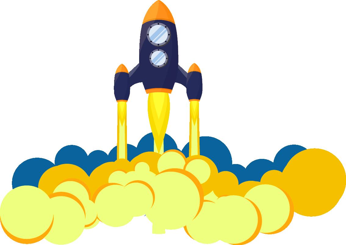 Clipart rocket rocket launch. Download clip art yellow