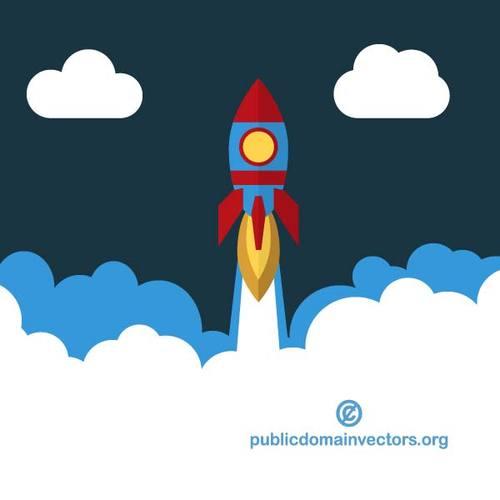 Free cliparts download clip. Clipart rocket rocket launch