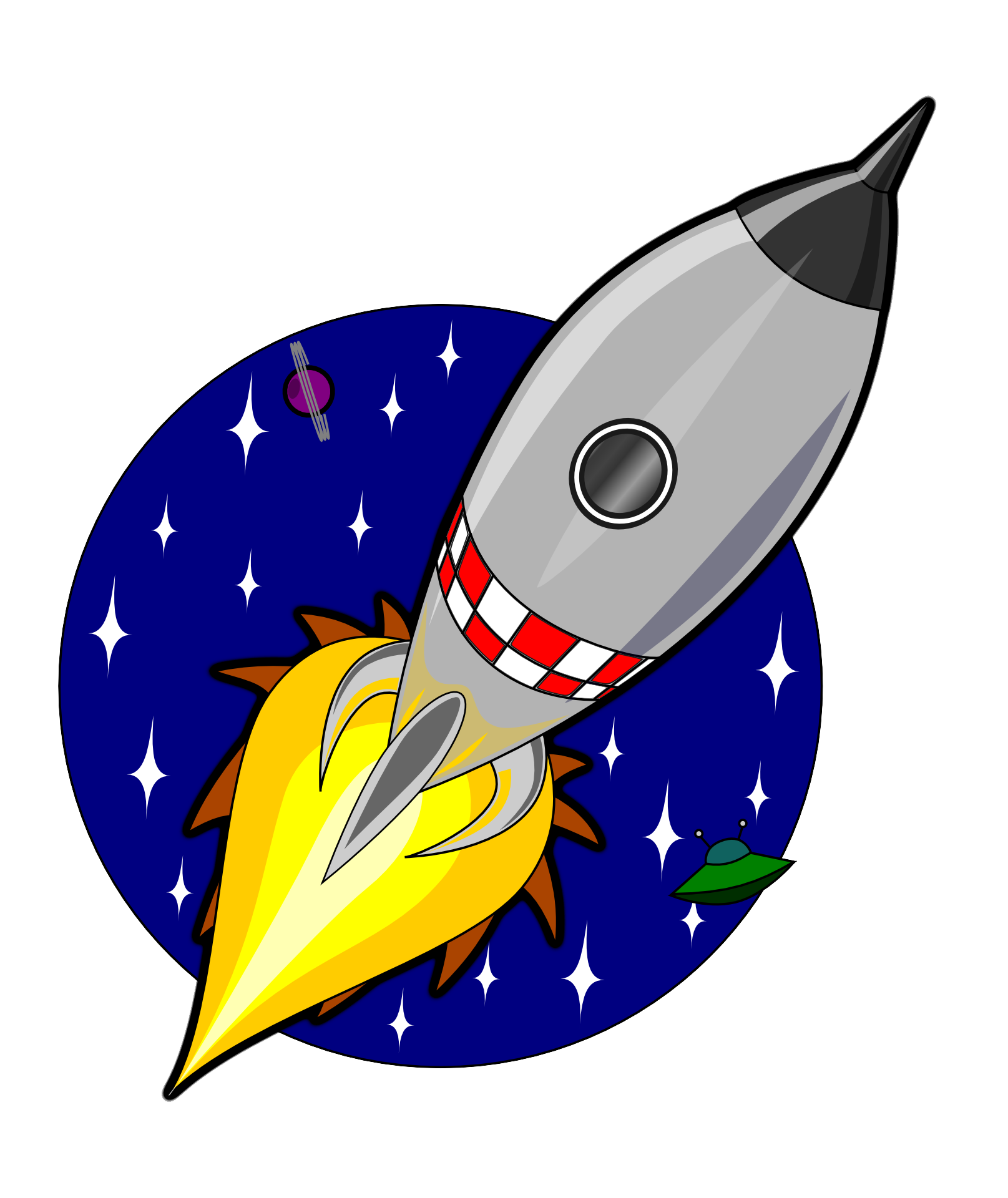 Clipart rocket rocket scientist. Outer space free content