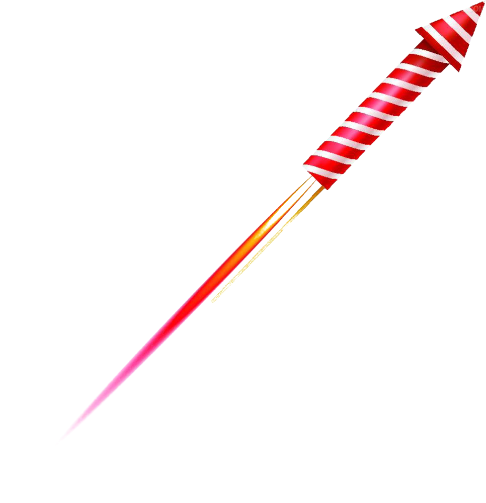 Clipart rocket royalty free. Fireworks clip art red