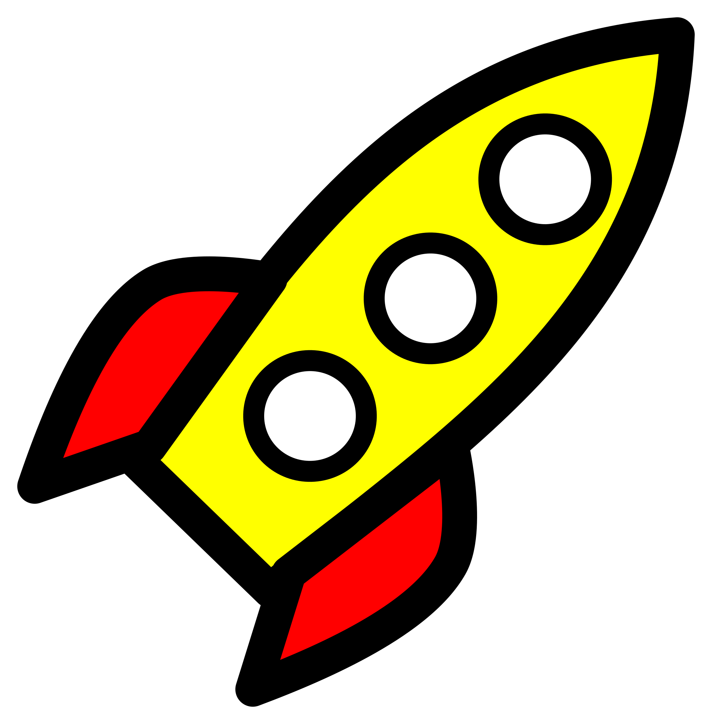 Window rocket icons png. R clipart three