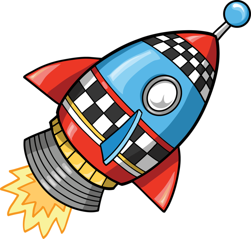 Clipart rocket science rocket.  c f a