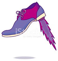 Clipart rocket shoe. Lift off stock vectors