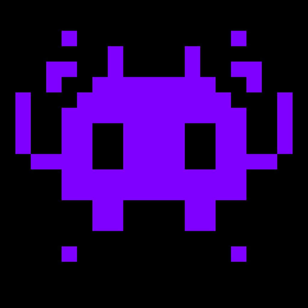 Clipart rocket space invaders. Download transparent background hq