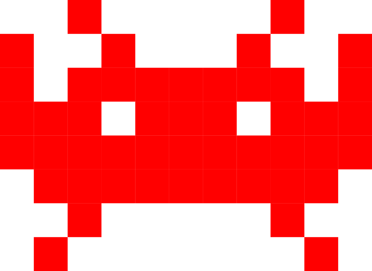Download free icon favicon. Clipart rocket space invaders