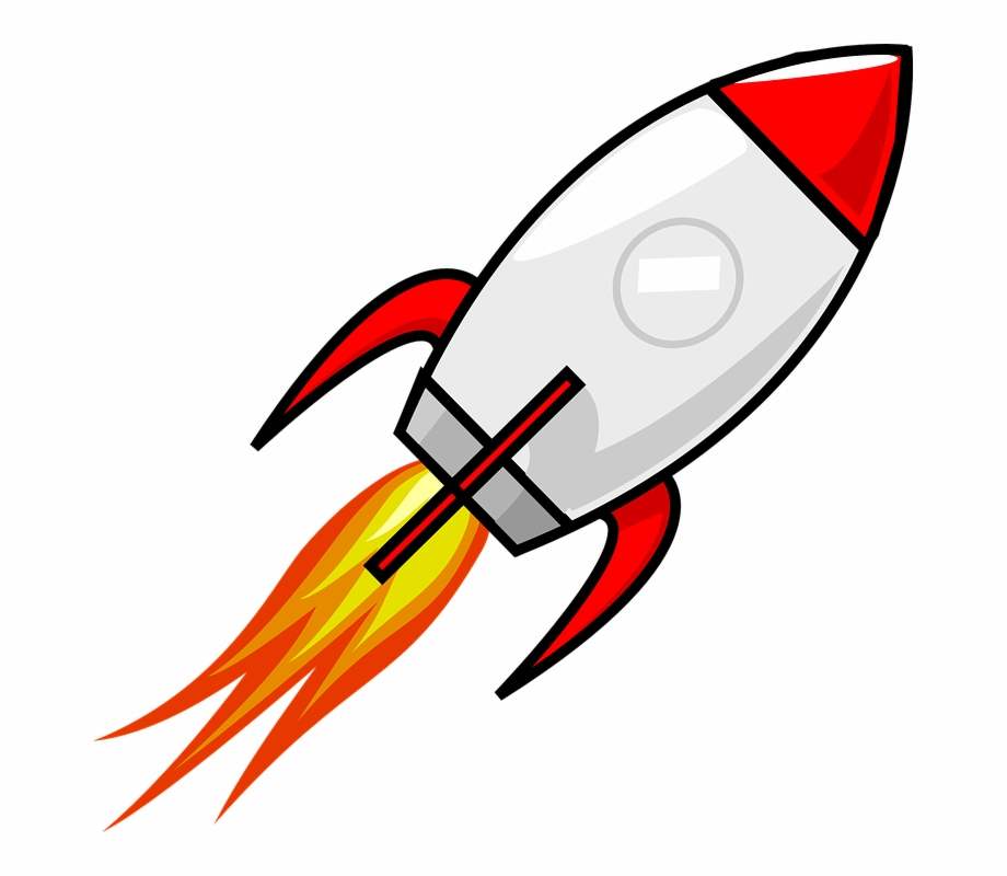 Clipart rocket space rocket. Transparent png stickpng