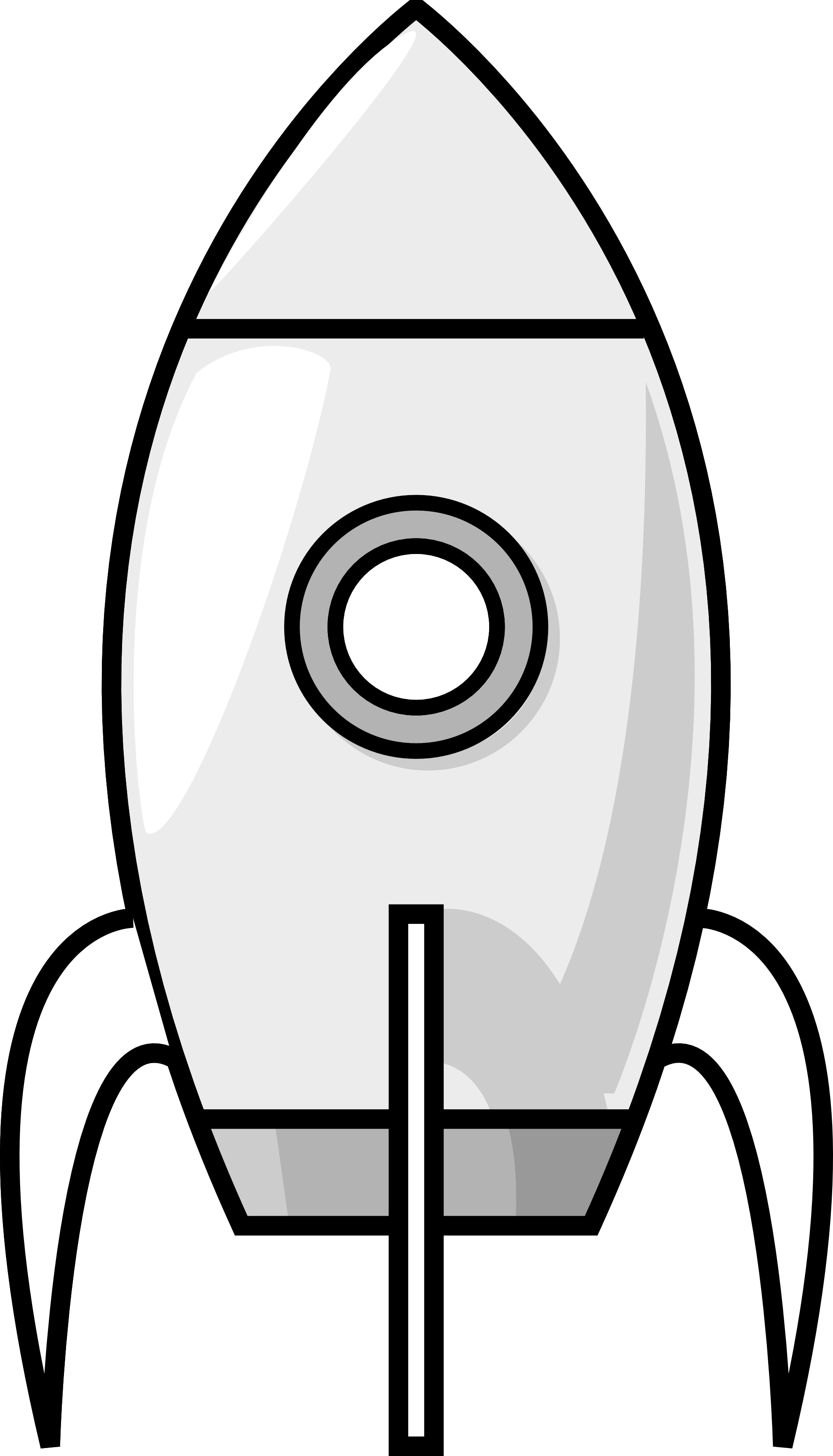 Clipart rocket spaceship. Space ship clip art