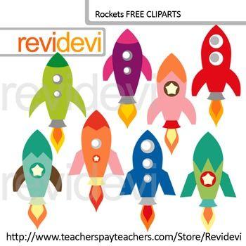 Free clip art . Clipart rocket teacher