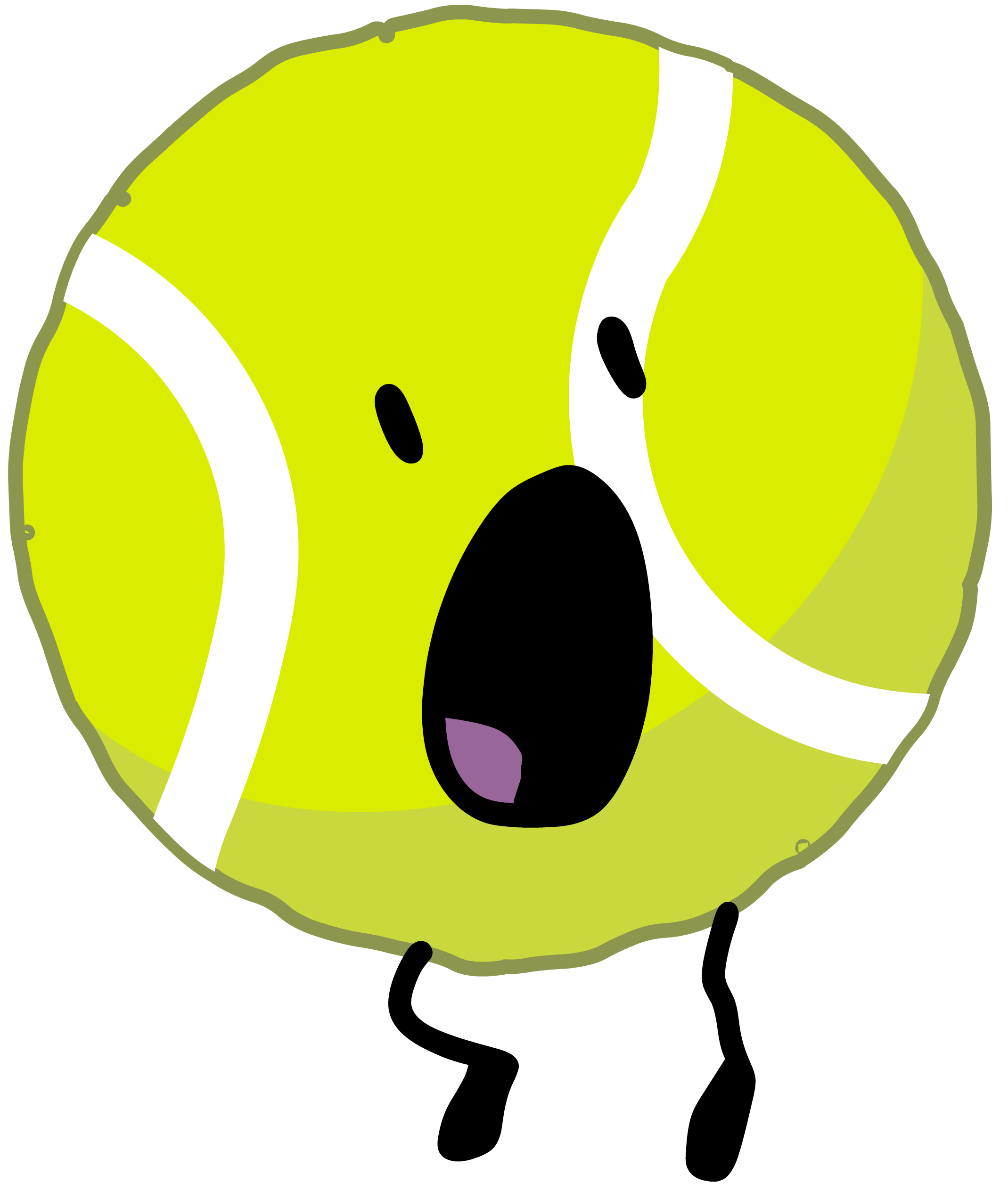 Tennis Ball | Battle for Dream Island Wiki | FANDOM powered by Wikia