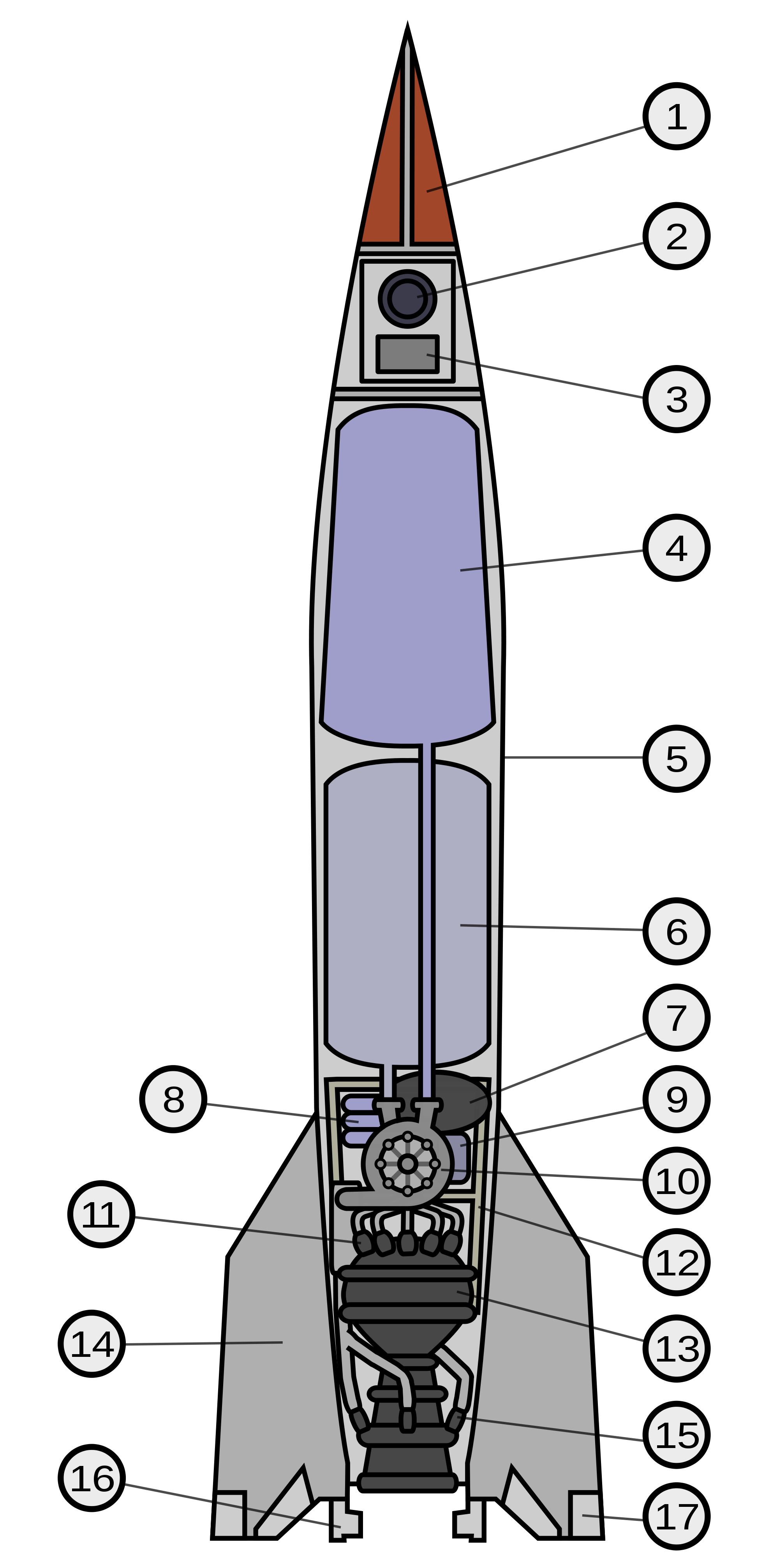 Clipart rocket thrust. File v diagram svg