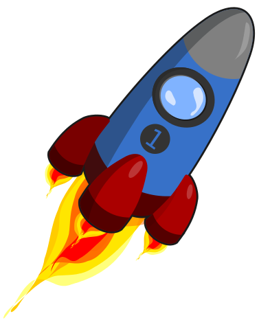 Ship flames clip art. Clipart rocket thrust
