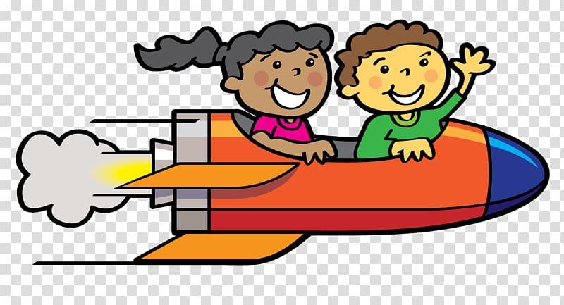 clipart rocket toddler