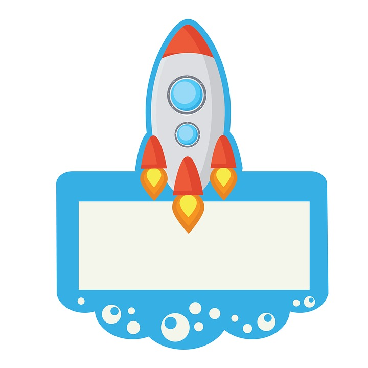 Free photo spaceship clip. Clipart rocket toddler