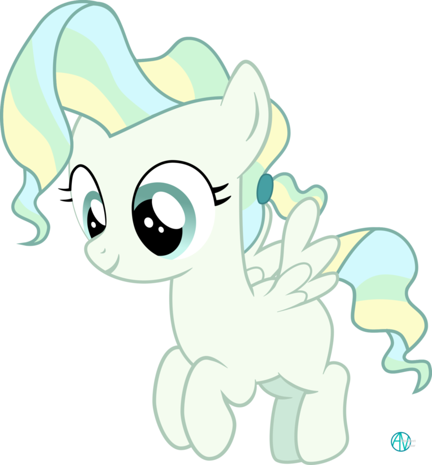 Filly vapor vector by. Clipart rocket trail