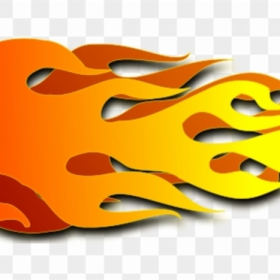Flame clipart trail. Result for rocket free