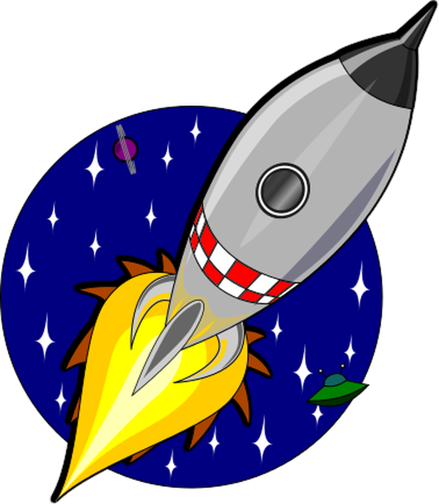Clipart rocket zoom. Curriculum topic overview year
