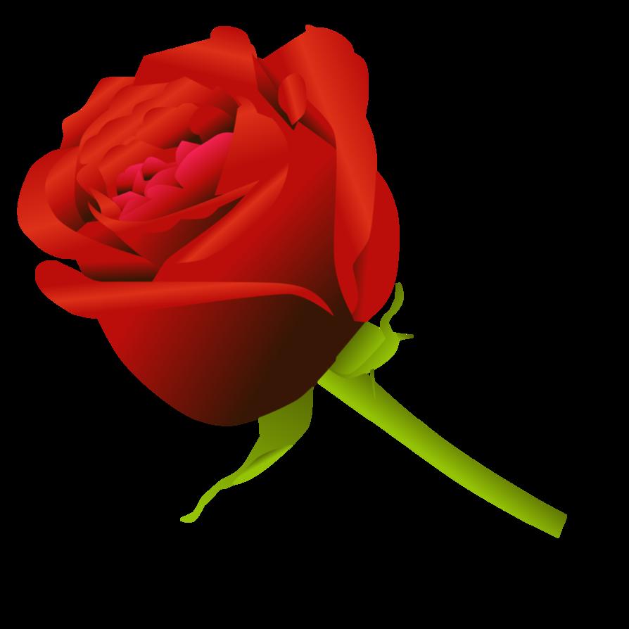 Simple by dekomaru on. Clipart rose aesthetic