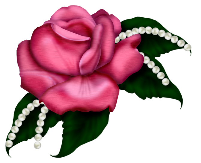 rose clipart bed #141259725