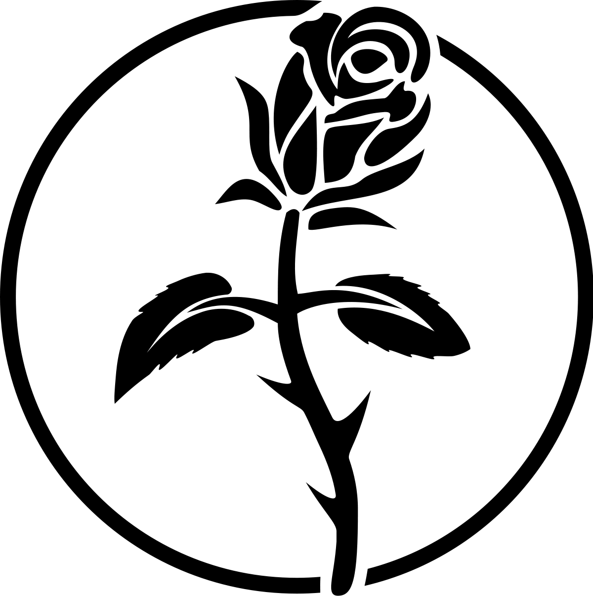 Black symbolism wikipedia . Clipart roses dead rose