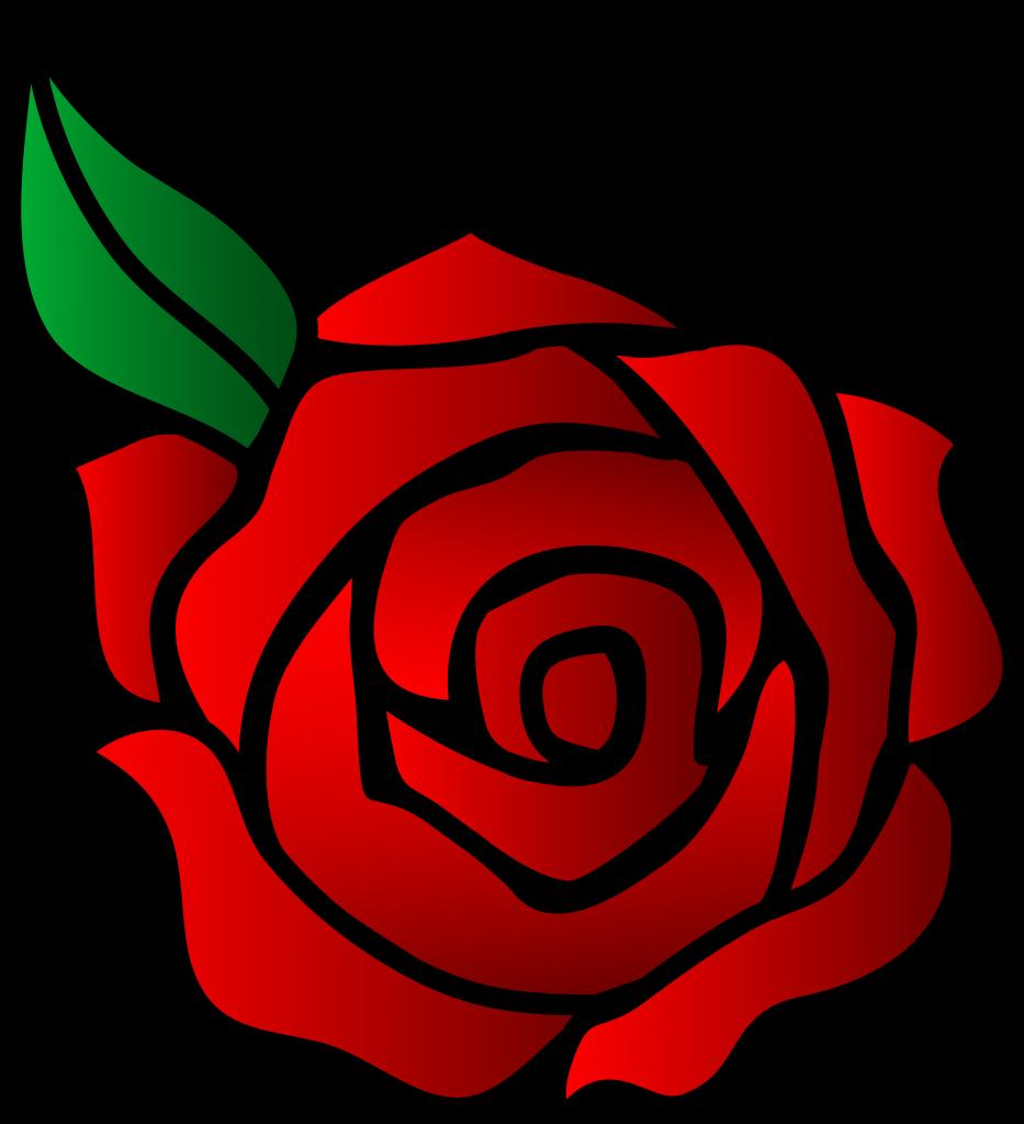 Clipart rose cartoon. Pics of roses presentcontemporaryart