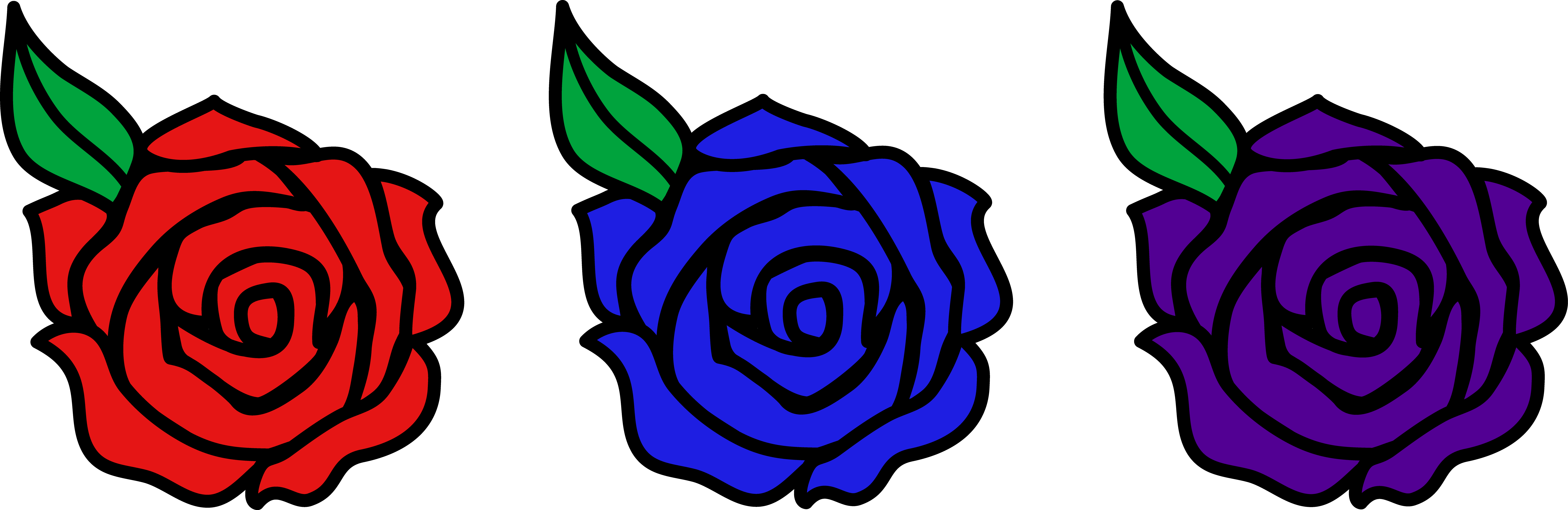 Clipart rose cartoon. Free pictures clipartix download