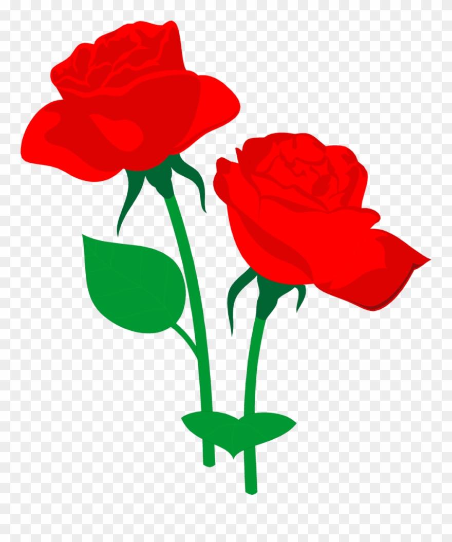 Clipart rose clip art. Flower roses png download