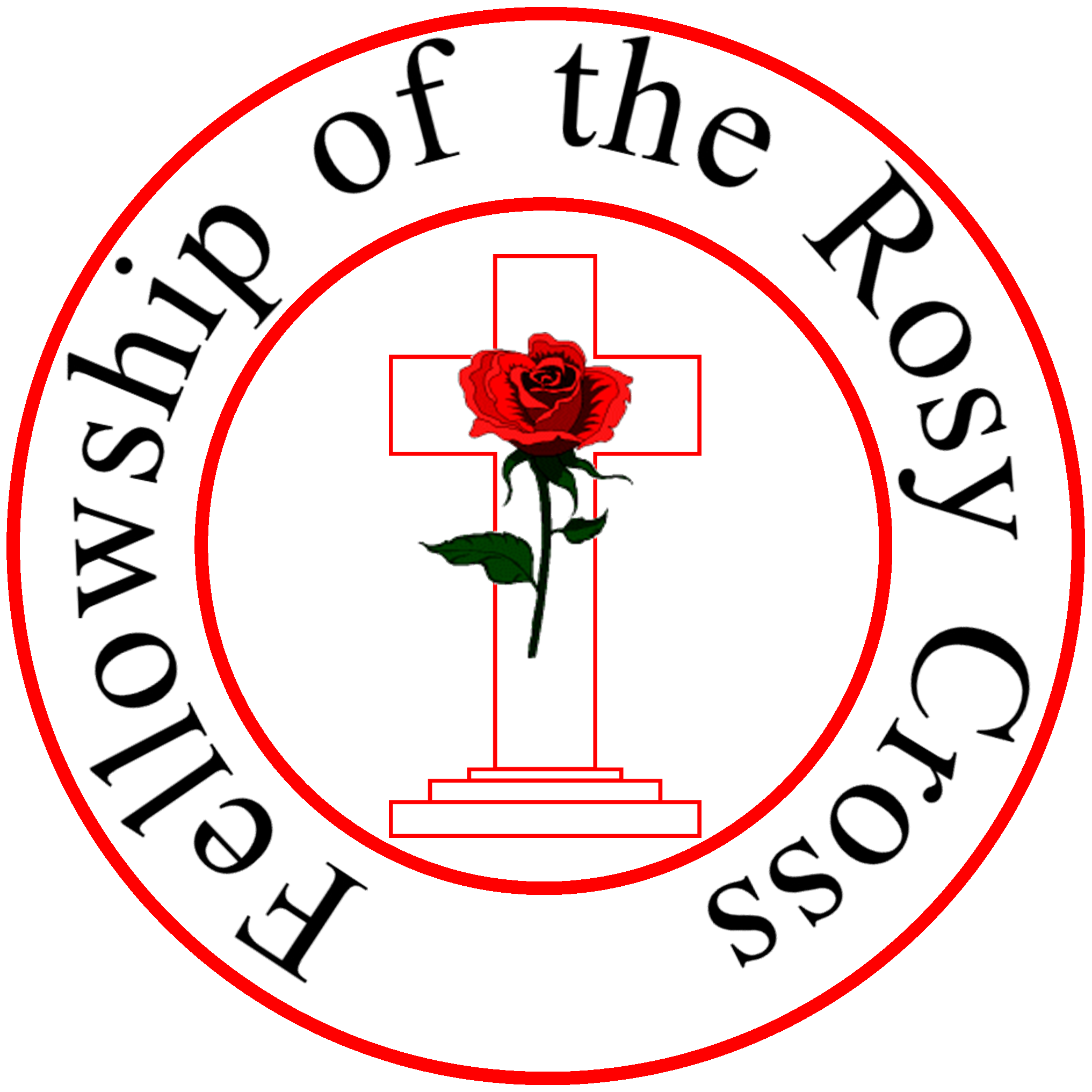 Fellowship of the and. Clipart rose cross