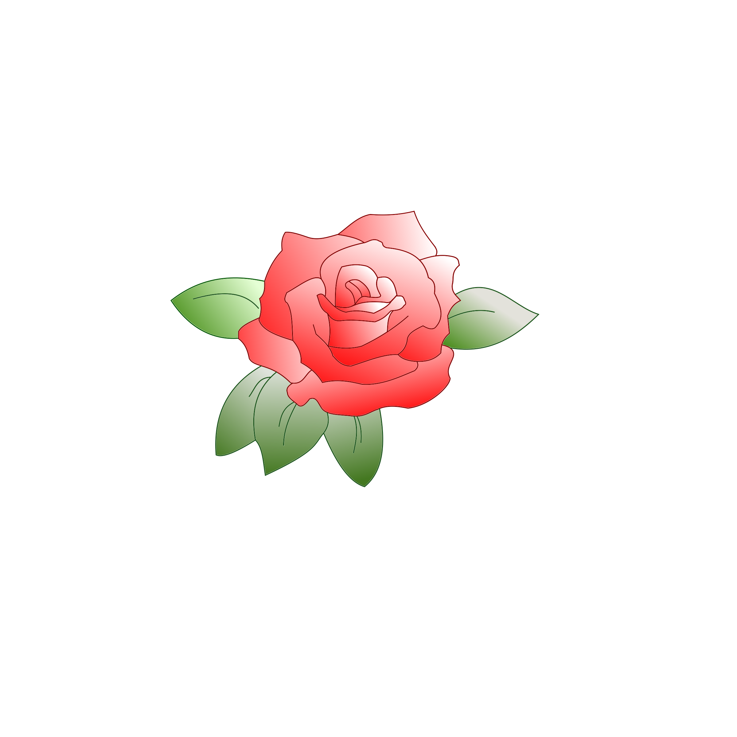 Clipart rose cute. Colored big image png