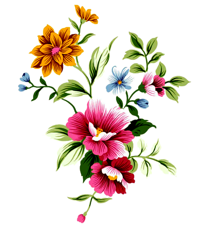 Pin by on art. Poinsettia clipart swag