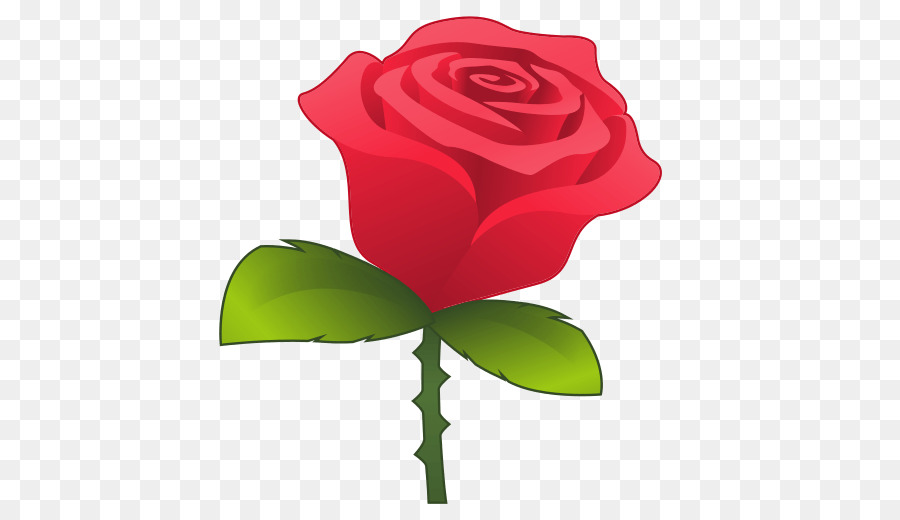 Clipart rose emoji. Flowers background flower