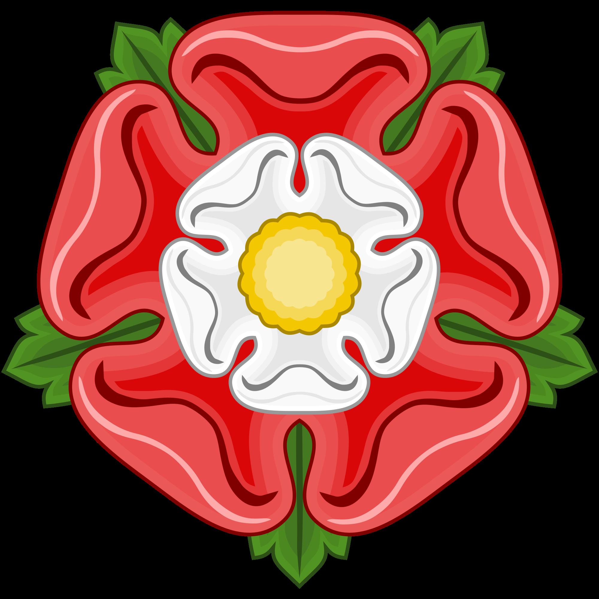 File tudor svg wikimedia. Clipart rose english rose