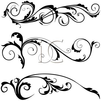 free clip art. Filigree clipart royal filigree